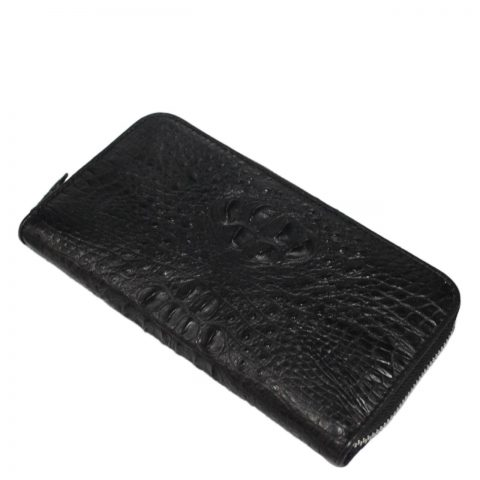 Crocodile Leather Purse S321a