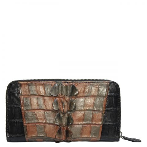 Crocodile Leather Purse S322