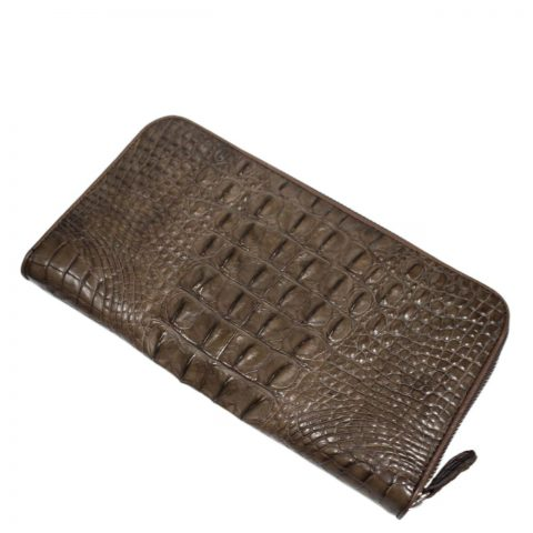 Crocodile Leather Purse S324b