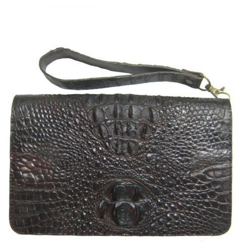 Crocodile Leather Purse S325a