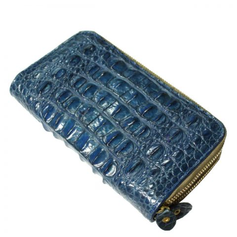 Crocodile Leather Purse S330a