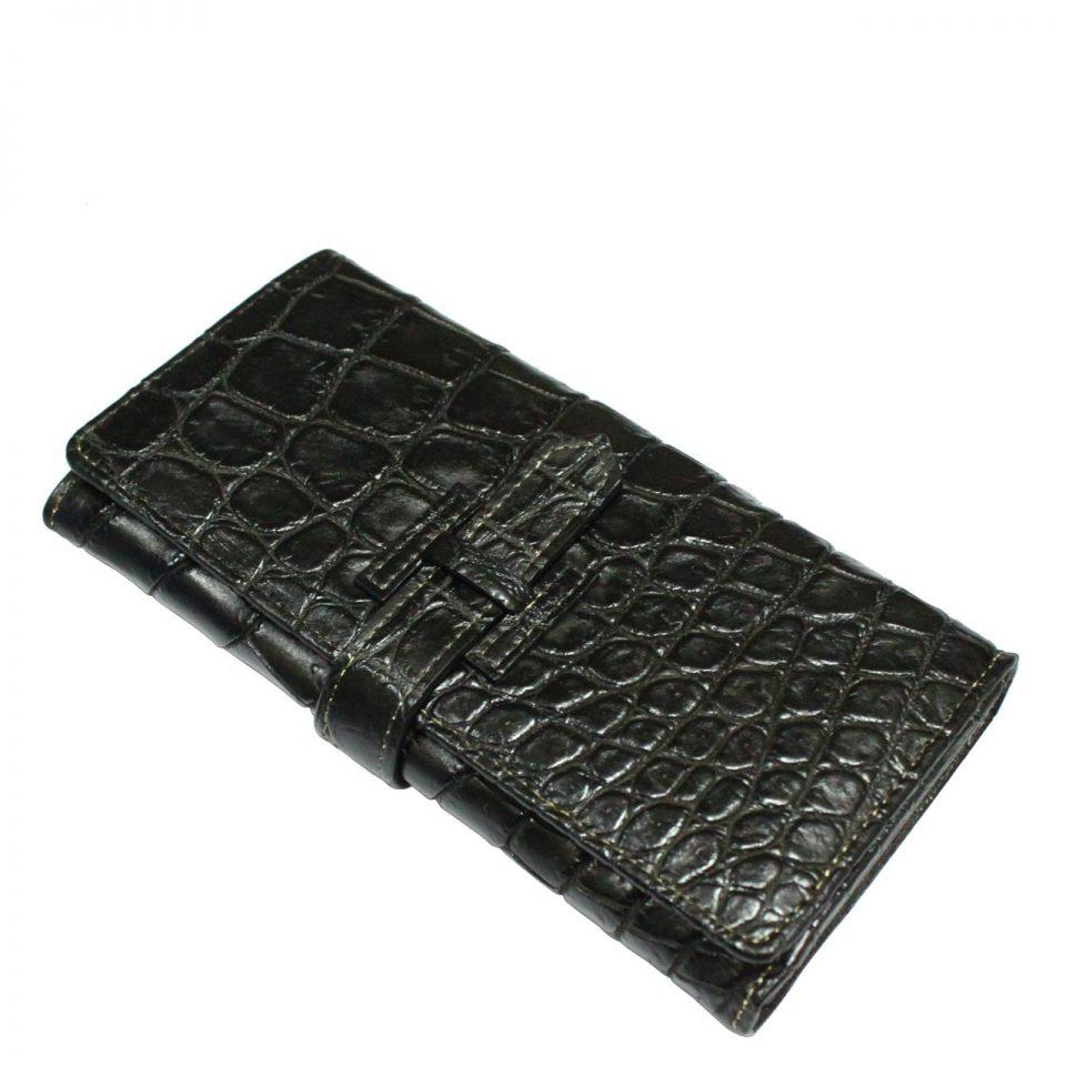Crocodile Leather Purse S334b