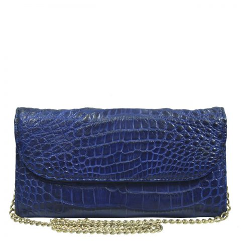 Crocodile Leather Purse S337a