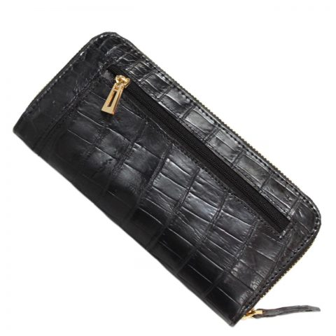 Crocodile Leather Purse S339a