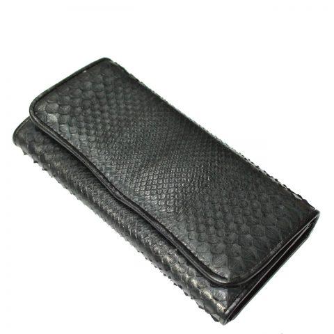 Python Leather Purse T301b