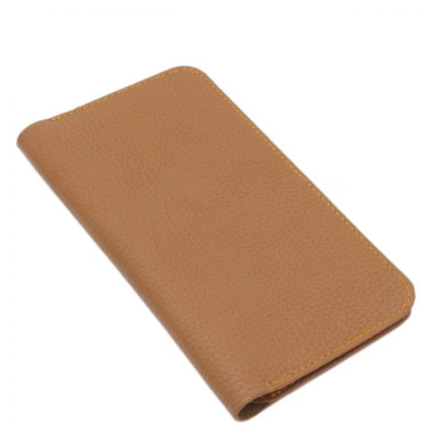 Cow leather iphone 6/6s/7 plus case B1021a
