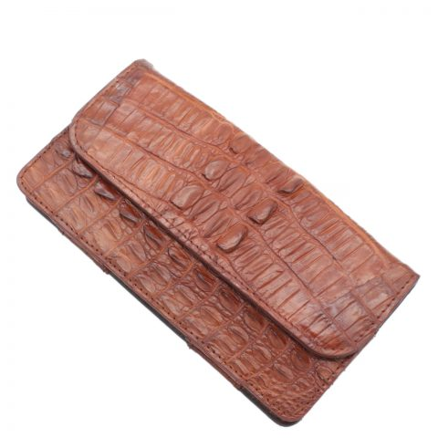 Crocodile leather iphone 6/6s/7 plus case S1005a