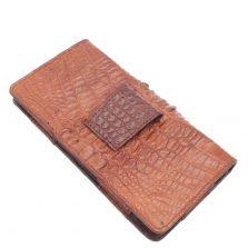 Bao Điện Thoại Đeo Lưng Iphone 6/6s/7 Plus Da Cá Sấu S1005a