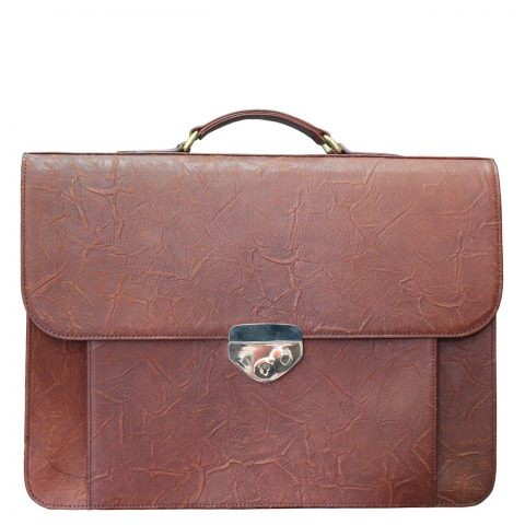 Cow Leather Briefcase B231a