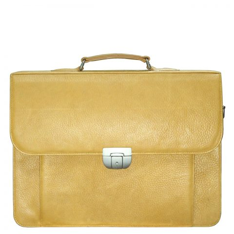 Cow Leather Briefcase B231b