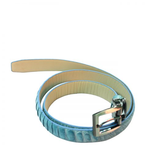 Ostrich Leather Belt E501a