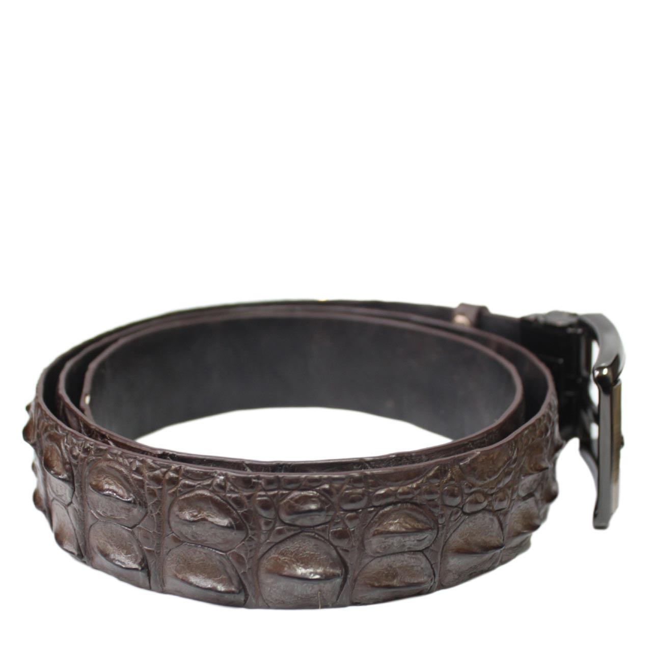 Crocodile Leather Belt S604b