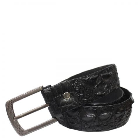 Crocodile Leather Belt S604c