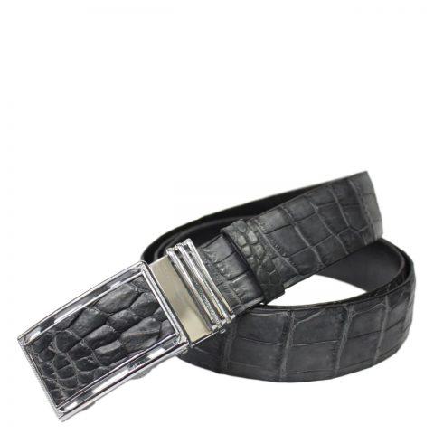 Crocodile Leather Belt S607g