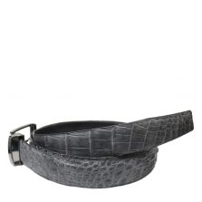 Crocodile Leather Belt S607h