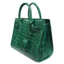 Crocodile Leather Handbag S033a