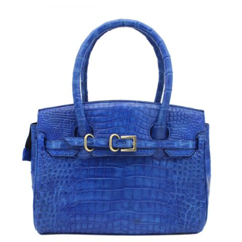 Crocodile Leather Handbag S035a