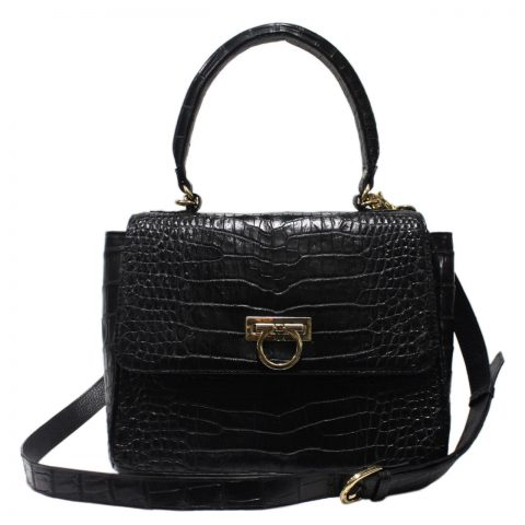 Crocodile Leather Handbag S036a