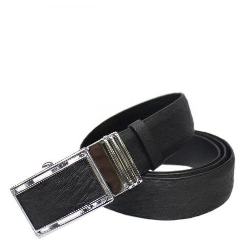 Ostrich Leather Belt E602c
