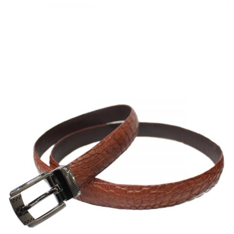Crocodile Leather Belt S502g
