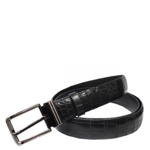 Crocodile Leather Belt S503b