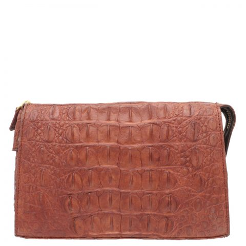 Crocodile Leather Purse S340a