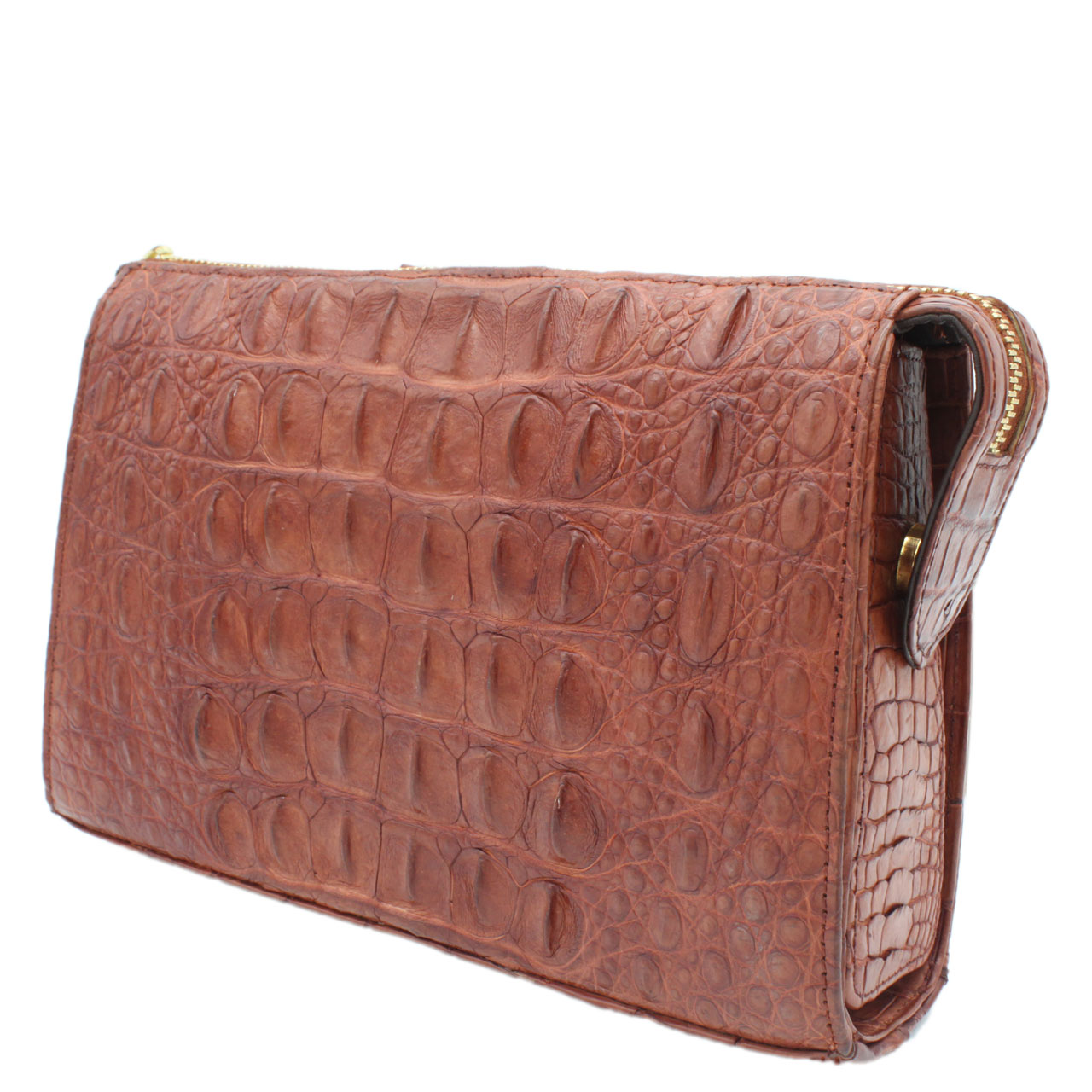Crocodile Leather Purse S340a