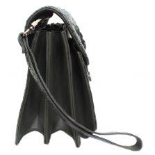 Crocodile leather handbag S040a