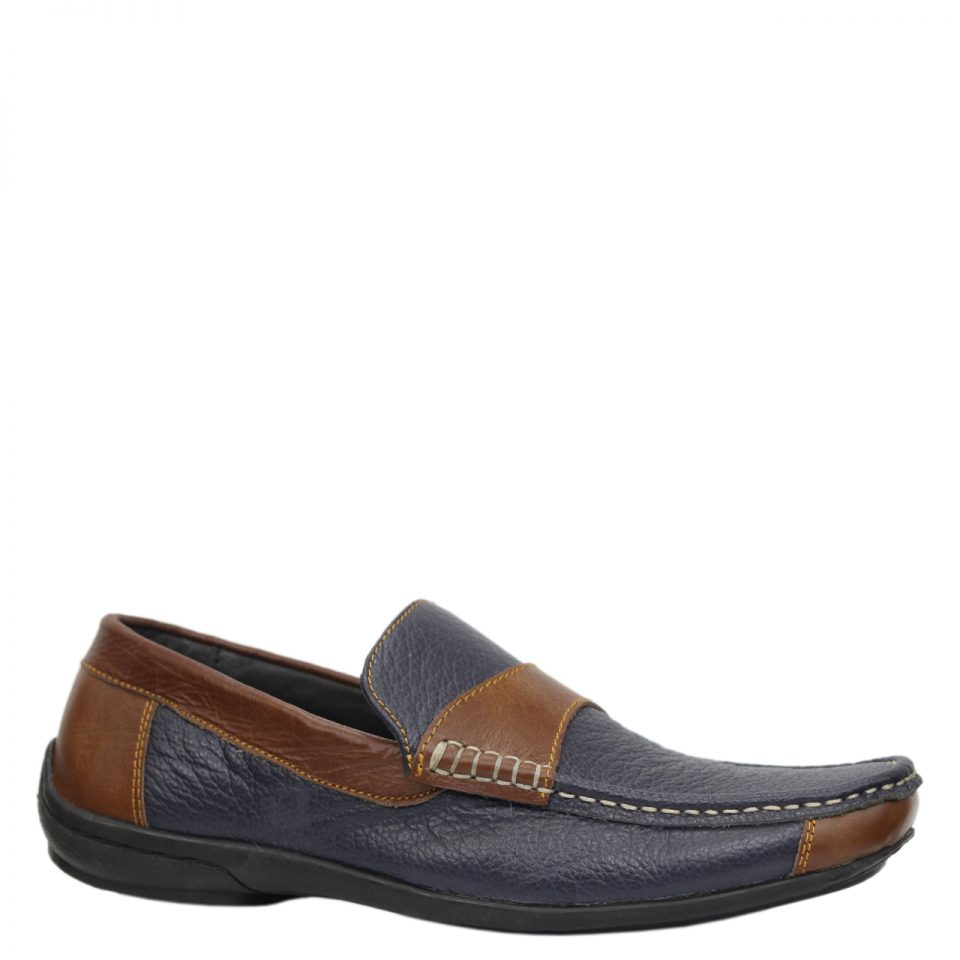 Giày nam da bò B861a