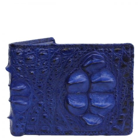 Crocodile leather wallet S432a