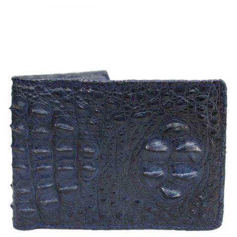 Crocodile leather wallet S432b