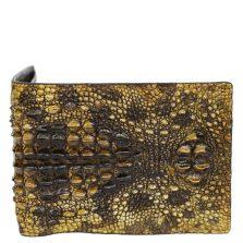 Original crocodile leather wallet S441b