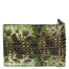 Original crocodile leather wallet S441c