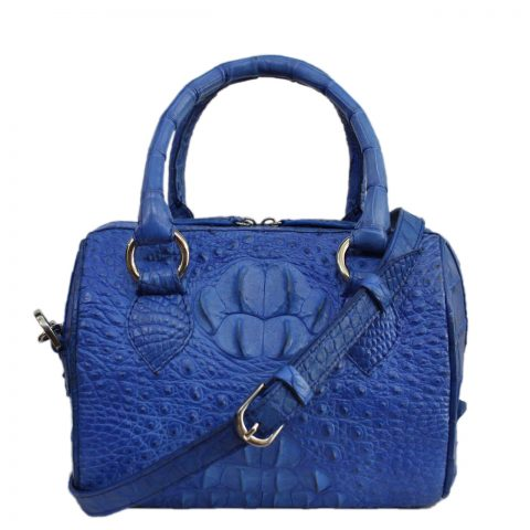 Crocodile leather handbag S005a