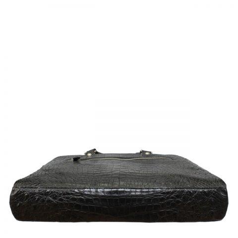 Túi xách nam da cá sấu S244a