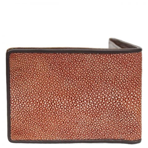 Stingray leather wallet D401b