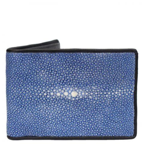 Stingray leather wallet D401c