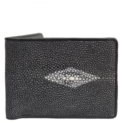 Stingray leather wallet D402a