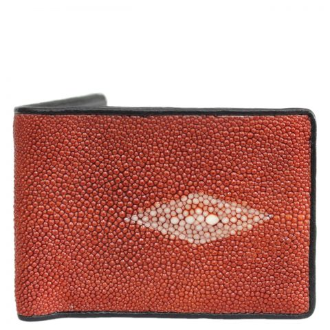 Stingray leather wallet D402b