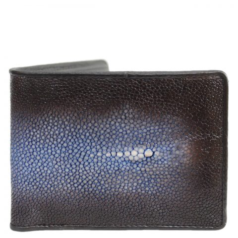 Stingray leather wallet D403a