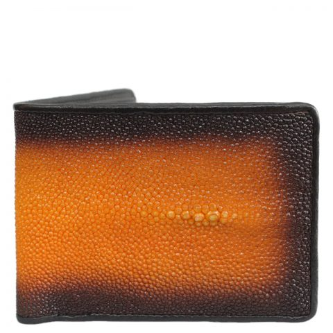 Stingray leather wallet D404a