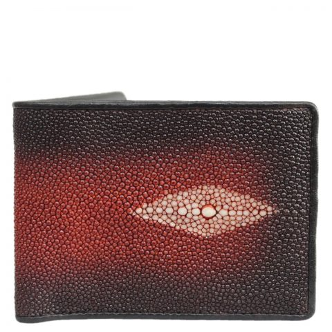 Stingray leather wallet D405a