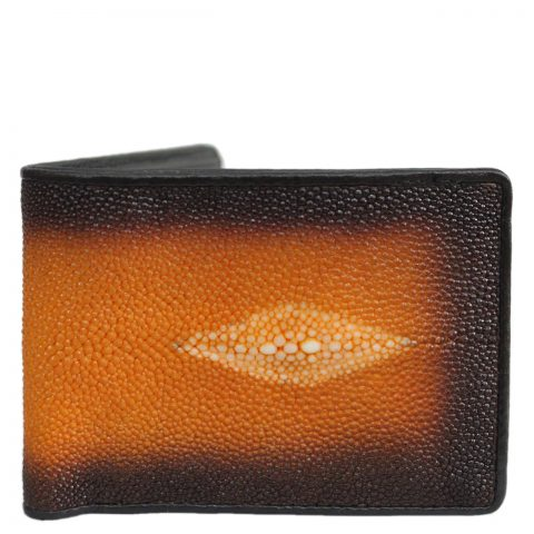 Stingray leather wallet D405b