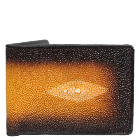Stingray leather wallet D405c