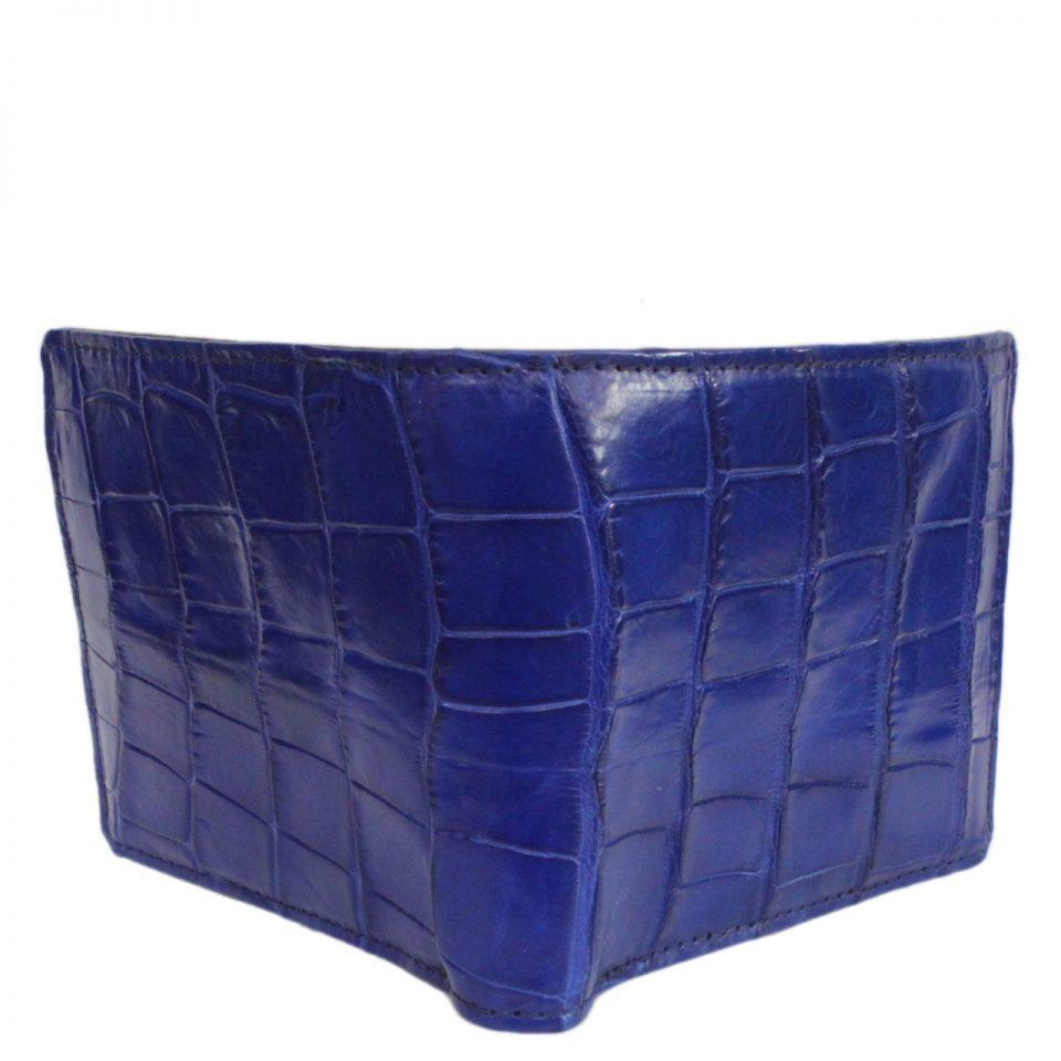 Crocodile leather wallet S414b