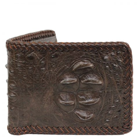 Crocodile leather wallet S439a