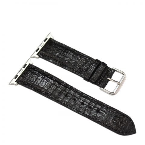 Crocodile leather watches band for Apple Watch S951a
