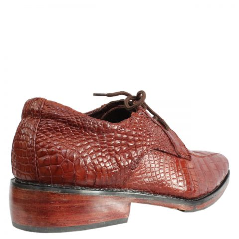 Giày nam da cá sấu S856a