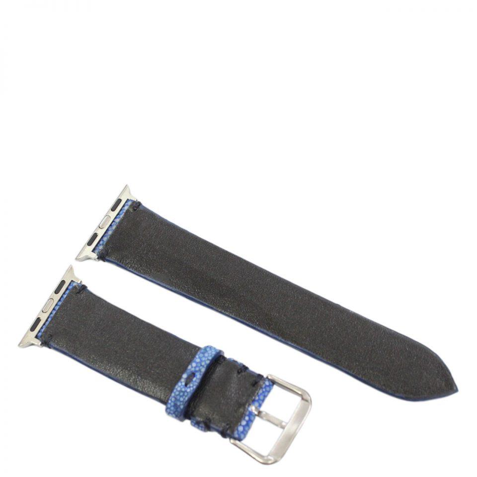 Dây đồng hồ da cá đuối Apple Watch D902a