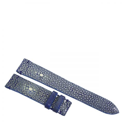 Stingray leather watch band D903a